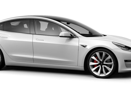 """The Tesla Model 3 is quicker, it has more range, and it has been """"refreshed"""" in many ways"""