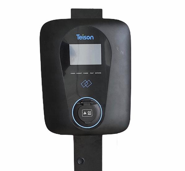 Smart RFID 11kW Smart EV Charging Station (Black)