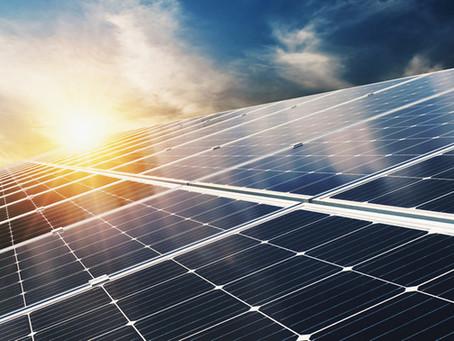 Renewable Energy EV charging