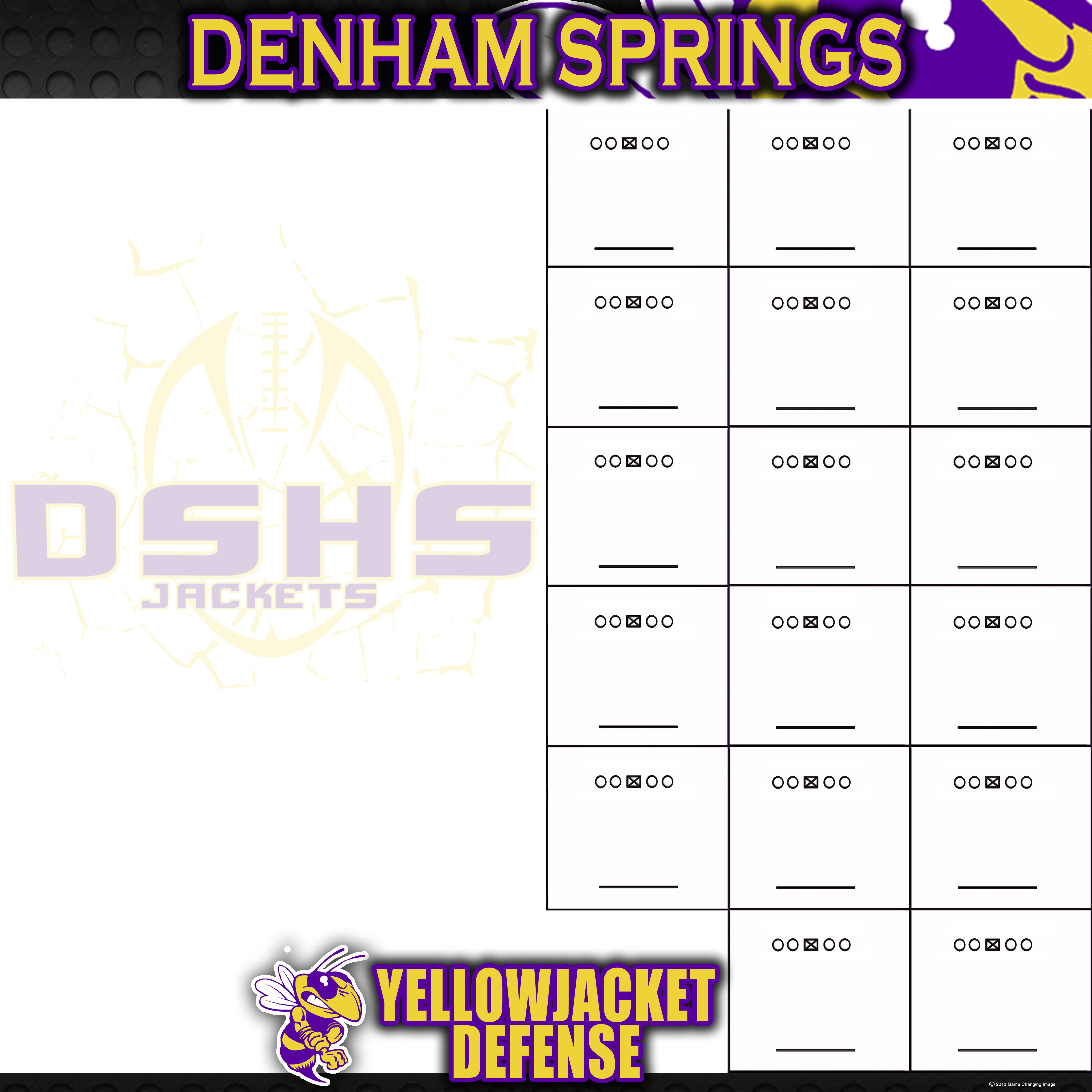 Denham Springs D plan 4x4