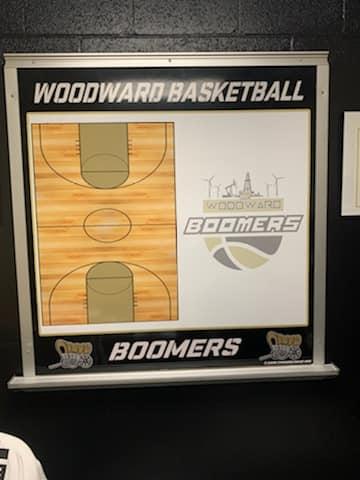 Woodward MBKB Dry Erase Board 2019 - Liv