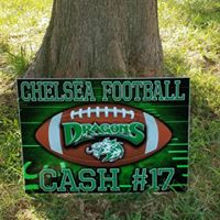 Chelsea Yard Sign - Cash