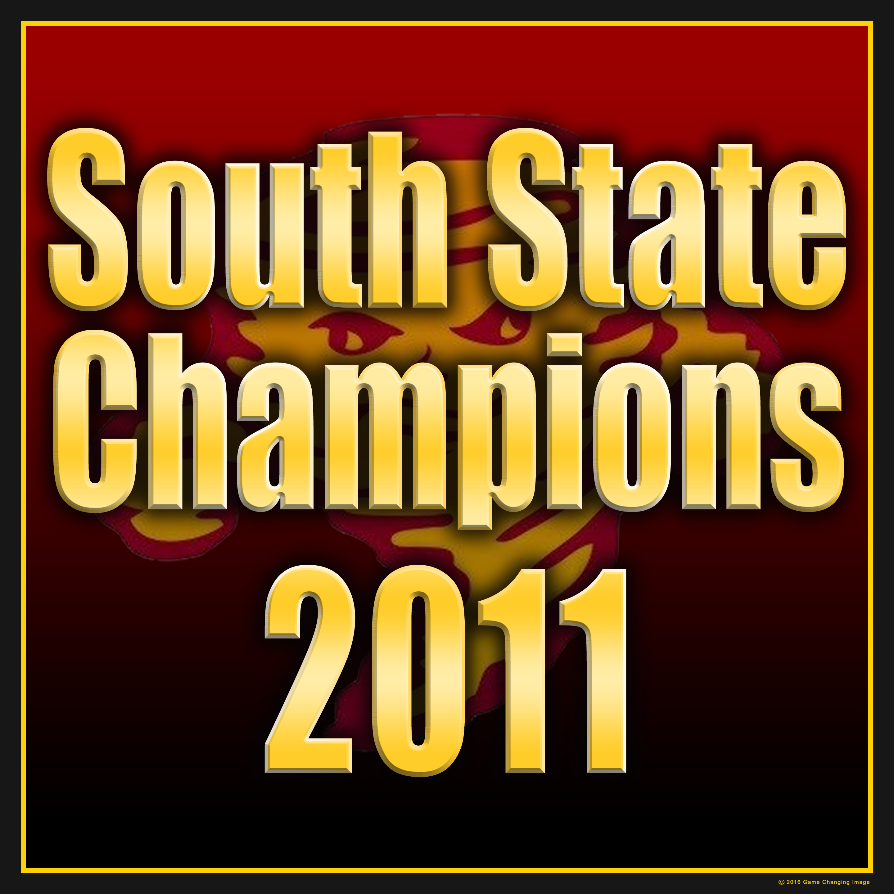 LAUREL SB South CHAMP 2011 24X24