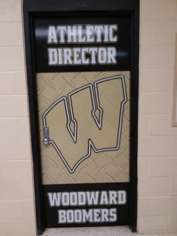 Woodward AD Door 2019 - Live