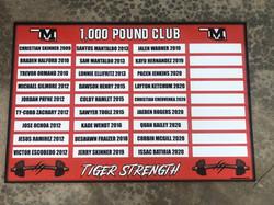 Mangum (OK) 1000 LB Club - 2020 Live