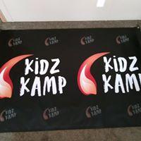 Morris First Baptist Kids Camp Banner 20