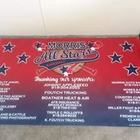 All-Stars BB Dugout Banner 2019 -Live