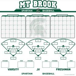MT BROOK calender lineup PROOF