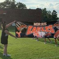 Morris Youth Break Away Banner 2019 - Li