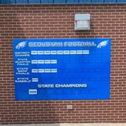 Claremore Sequoyah FB Champ Board 2019 -