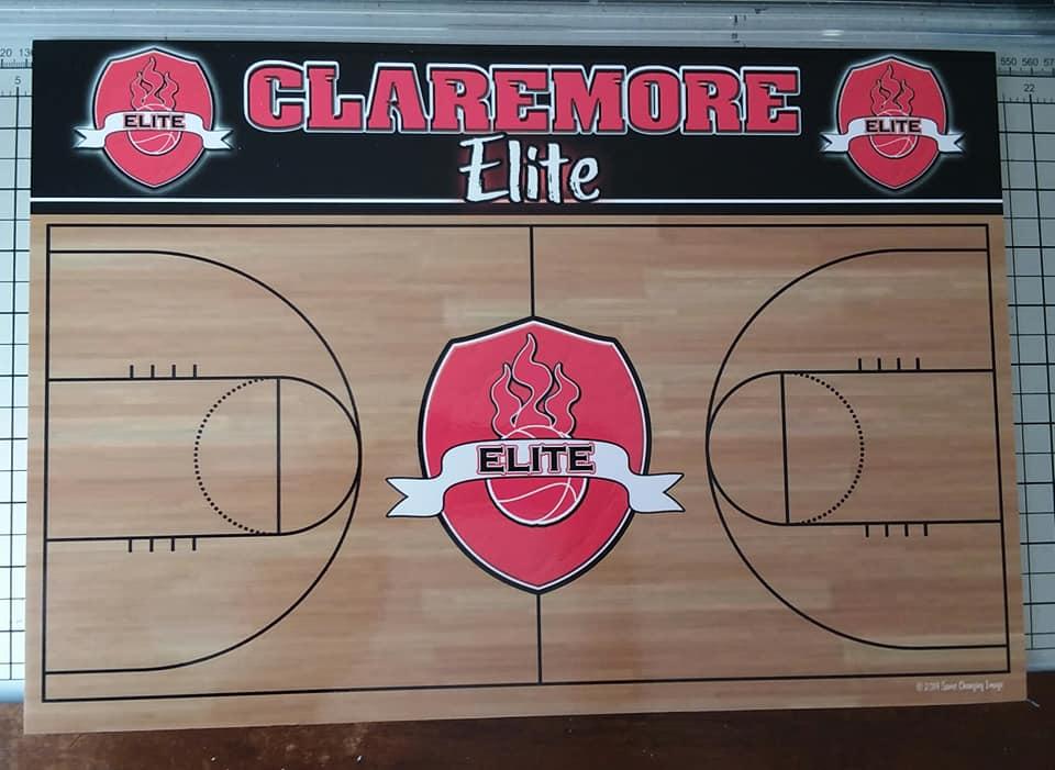 Claremore Elite BKB Plan Board 2019 - Li