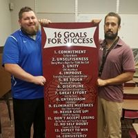 Jenks (OK) 8th Grade Goals For Success B