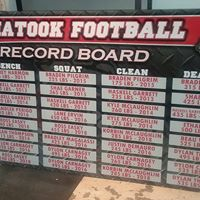 Skiatook FB STR Board 2019 -Live