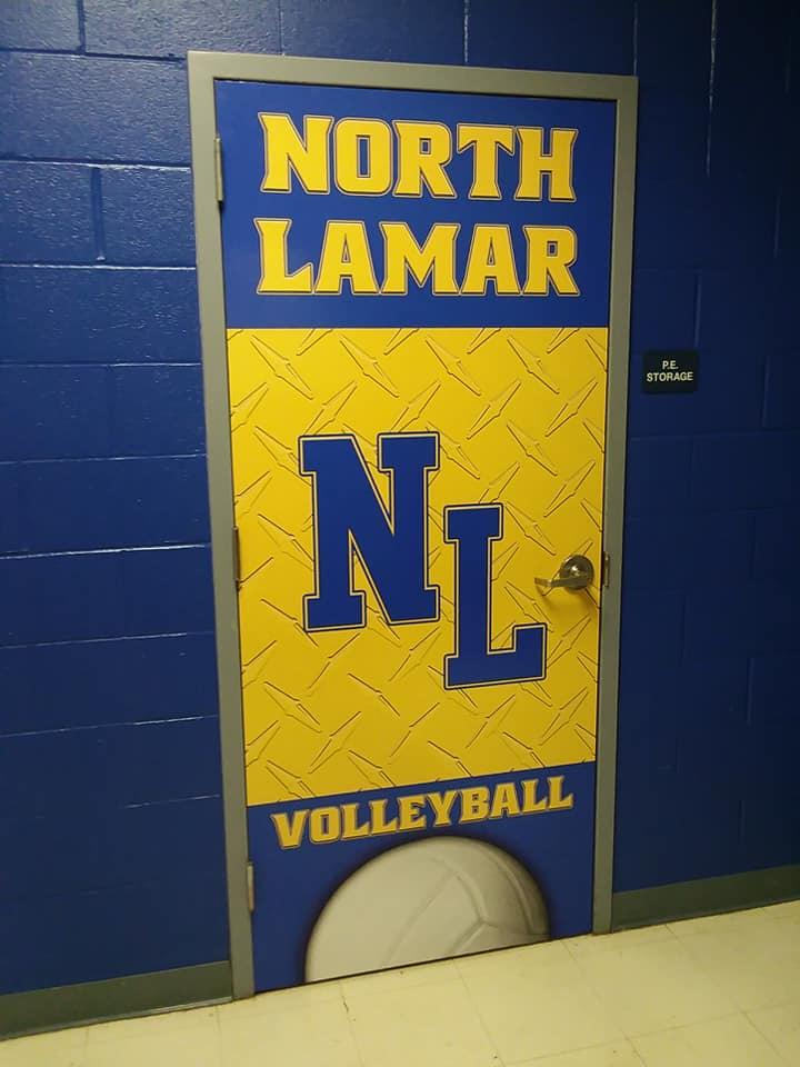 North Lamar VB Door 2019 - Live