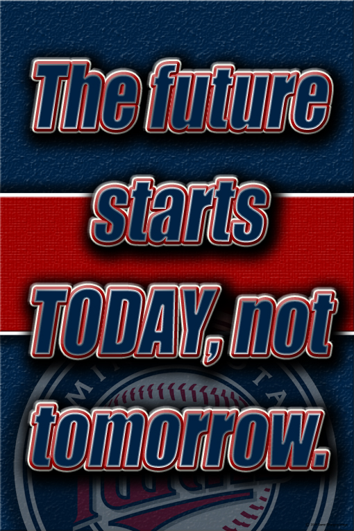 Twins motivational FUTURE PROOF