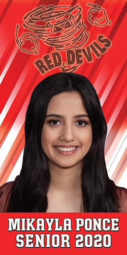 Ringwood SR Banner - Mikayla Ponce 2020
