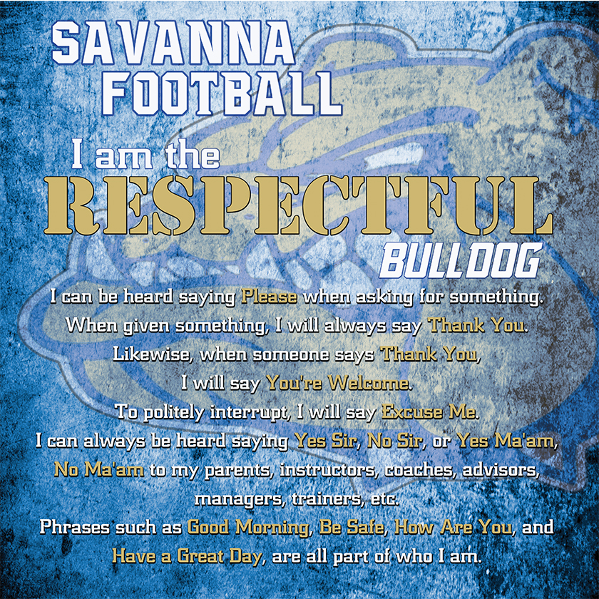 Savanna (OK) FB 4x4 Respectful Bulldog -
