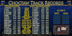 ChoctawTRACK RECORDS 96x48 PROOF