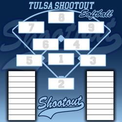 TULSA SHOOTOUT LINEUP BOARD 1-16
