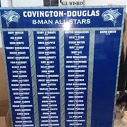 Covington-Douglas All Star Board 2019 -L