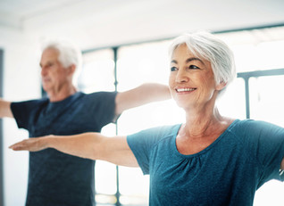 Physical Therapy Can Improve Balance