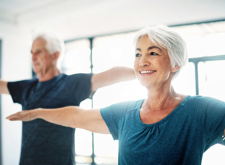 How to maintain a healthy weight as you age