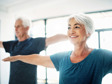 Why Exercise Is Even More Important As We Age!