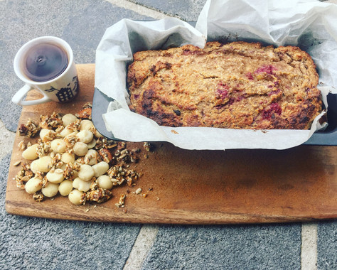 Banana-Berry Nut Loaf