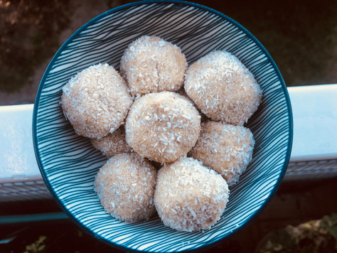 Gut-Friendly Bliss Balls (No Dates)