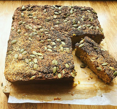 Grain-Free Pumpkin Bread