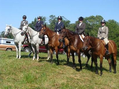 5 Girls Belmont 2008.jpg