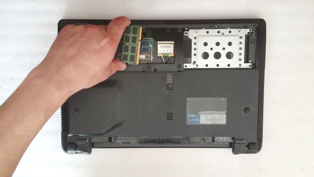 Asus K53S HDD cover