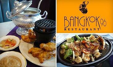 Healthy cuisine from Bangkok 96