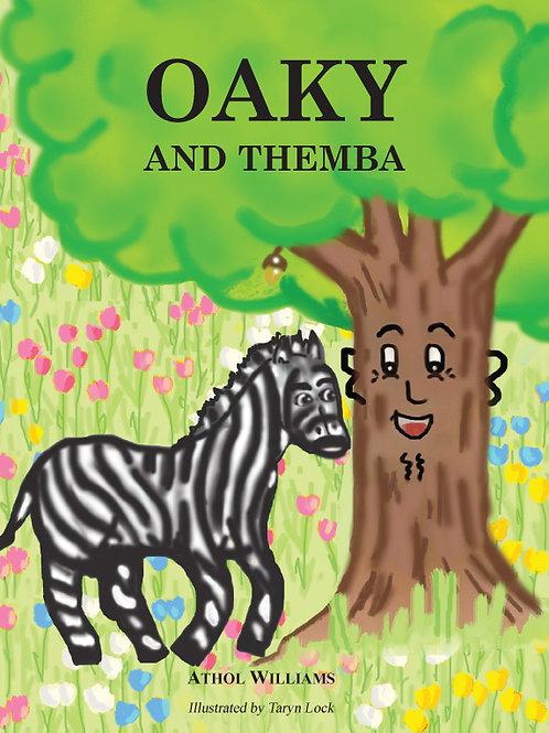 Oaky and Themba - R100 / $5.99