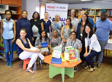 Sun International inspires children in Alexandra to read
