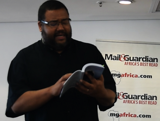 Athol Williams wins 2016 Sol Plaatje European Union Poetry Award