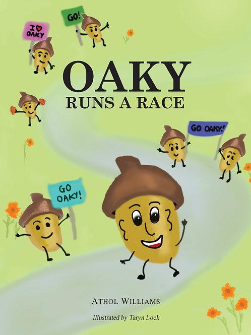 Oaky Runs a Race - R100 / $5.99