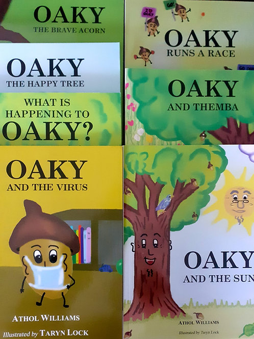 Oaky Series of 7 books