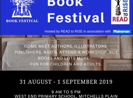 First-ever Cape Flats Book Festival