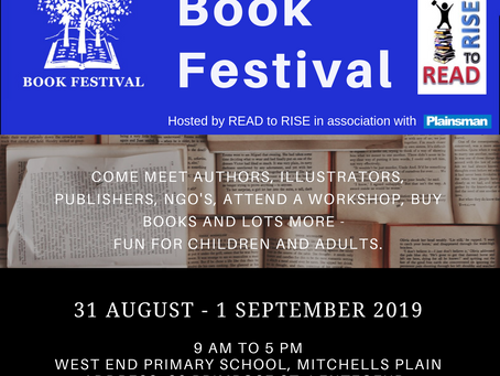 First-ever Cape Flats Book Festival