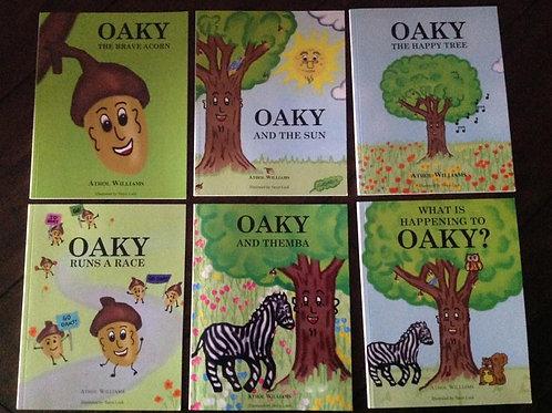 Oaky Series - R600 / $35.78