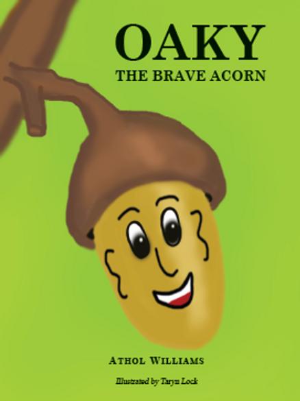 Oaky the Brave Acorn