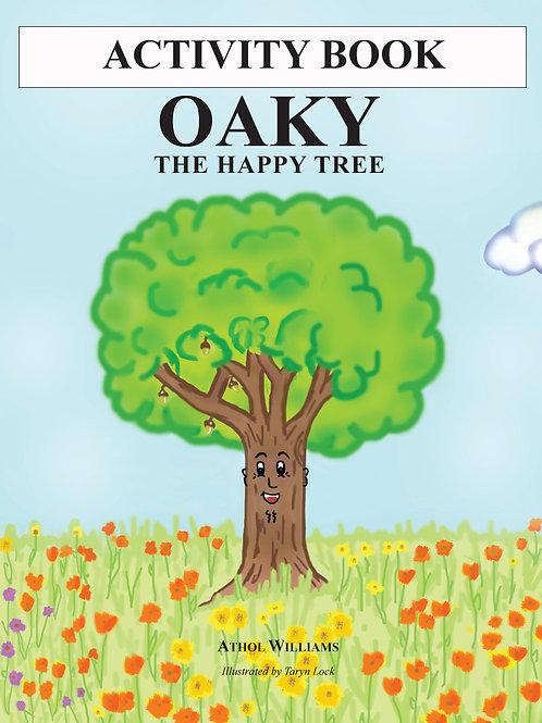 Oaky the Happy Tree Activity Book
