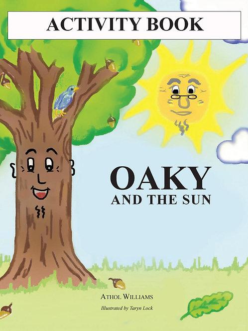 Oaky and the Sun Activity Book