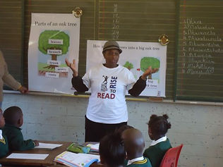 literacy ngo south africa
