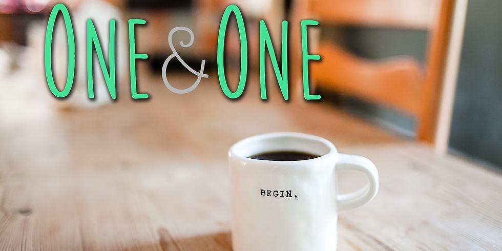 1on1 Discipleship Moments Begin