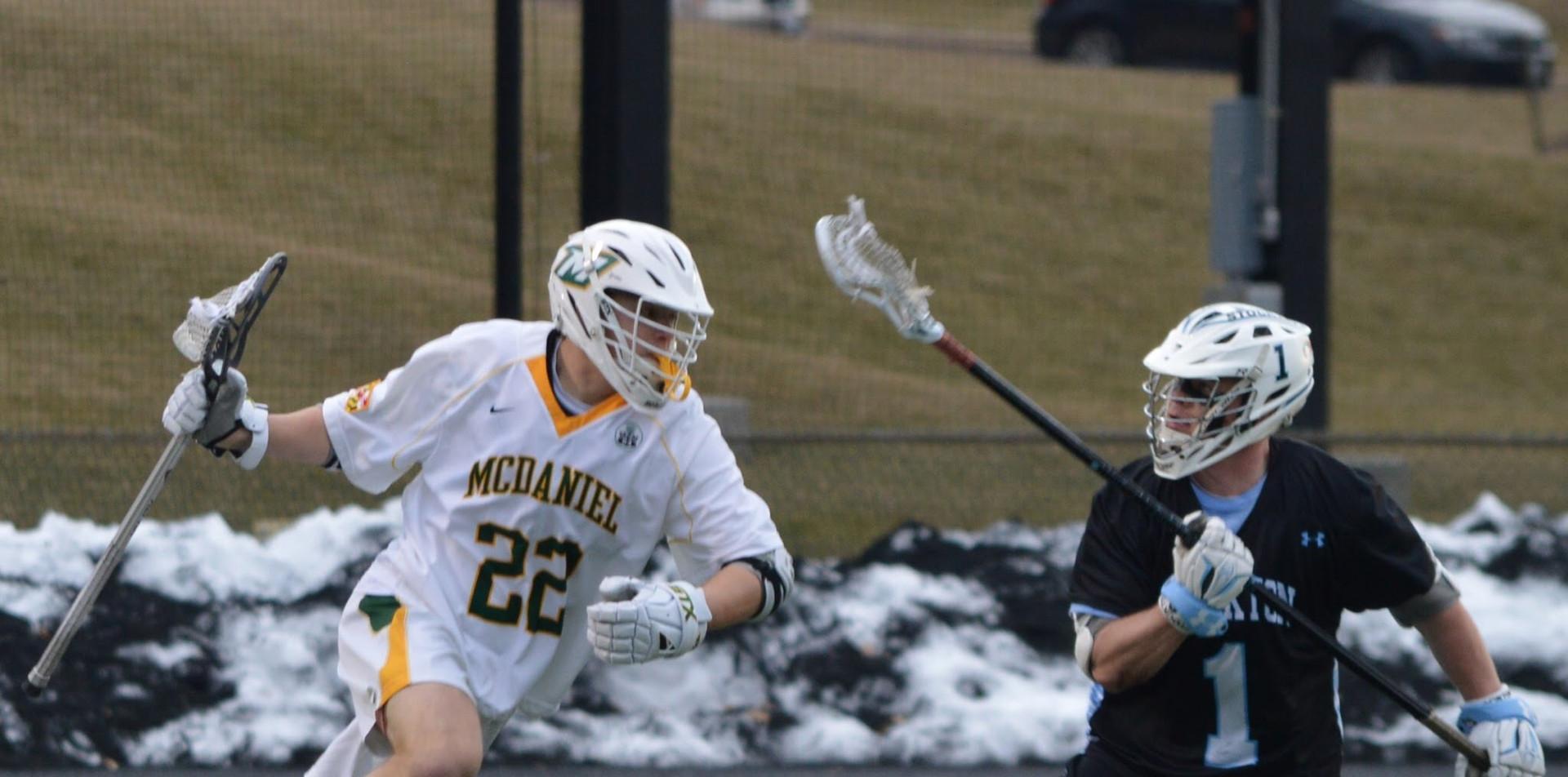 McDaniel Men's Lacrosse