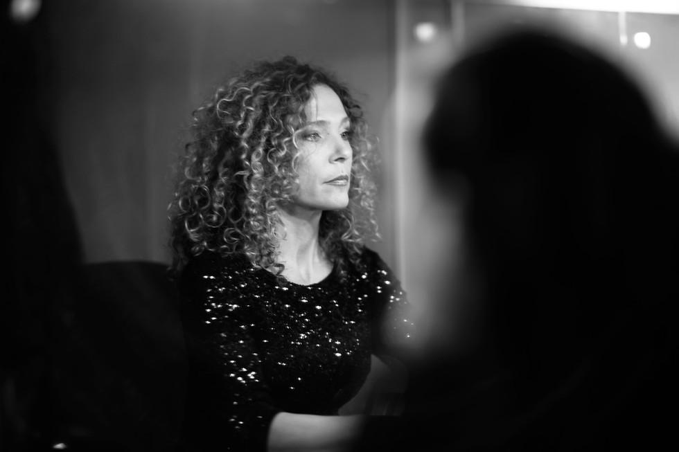 Marie Giroux / Sängerin / www.pariser-flair.de