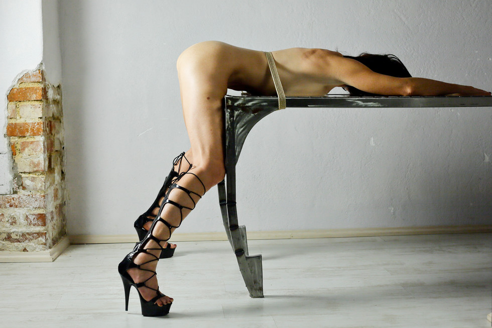 bondage table