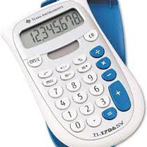 Calculatrice texas instruments poche ti1706 sv